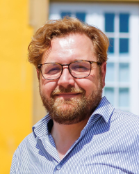 Dr. rer. nat. Florian Fröhlich